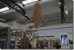 Nice Airport T-1 lobby