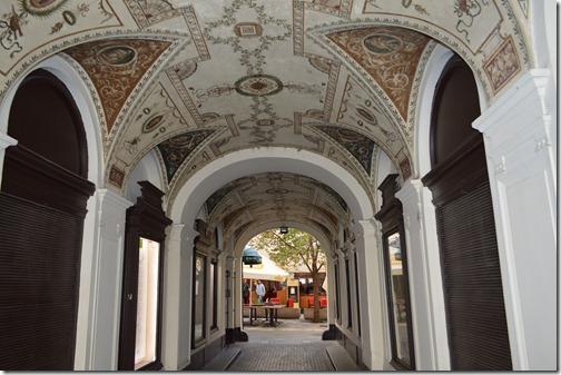 Prague alcove