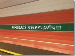 Nadrazi Veleslavin