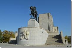 Vitkov Zizka Monument