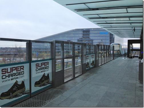 Orestad Metro Station