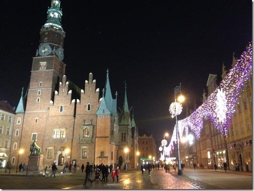 Wroclaw Rynek Glowny