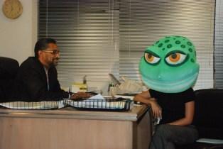 Day 5 - Ragu & Froggie @ BC