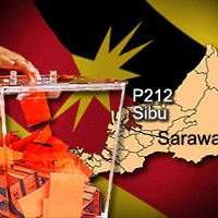 Sibu by-election P212