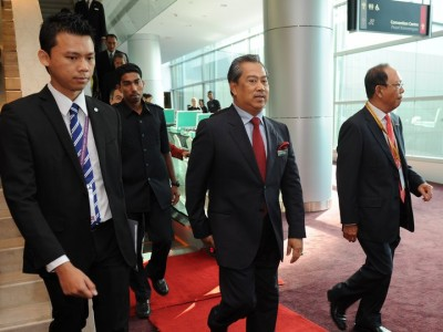 King Chai at the Islamic Economic Forum at KL Concention Centre (file pic)