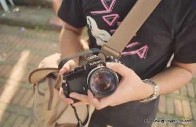 film camera Urbanscapes