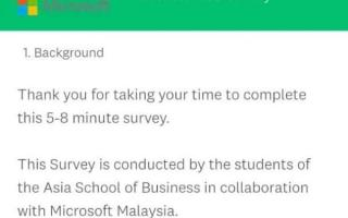 5-min Survey on Malaysian Lawyers Pain Point