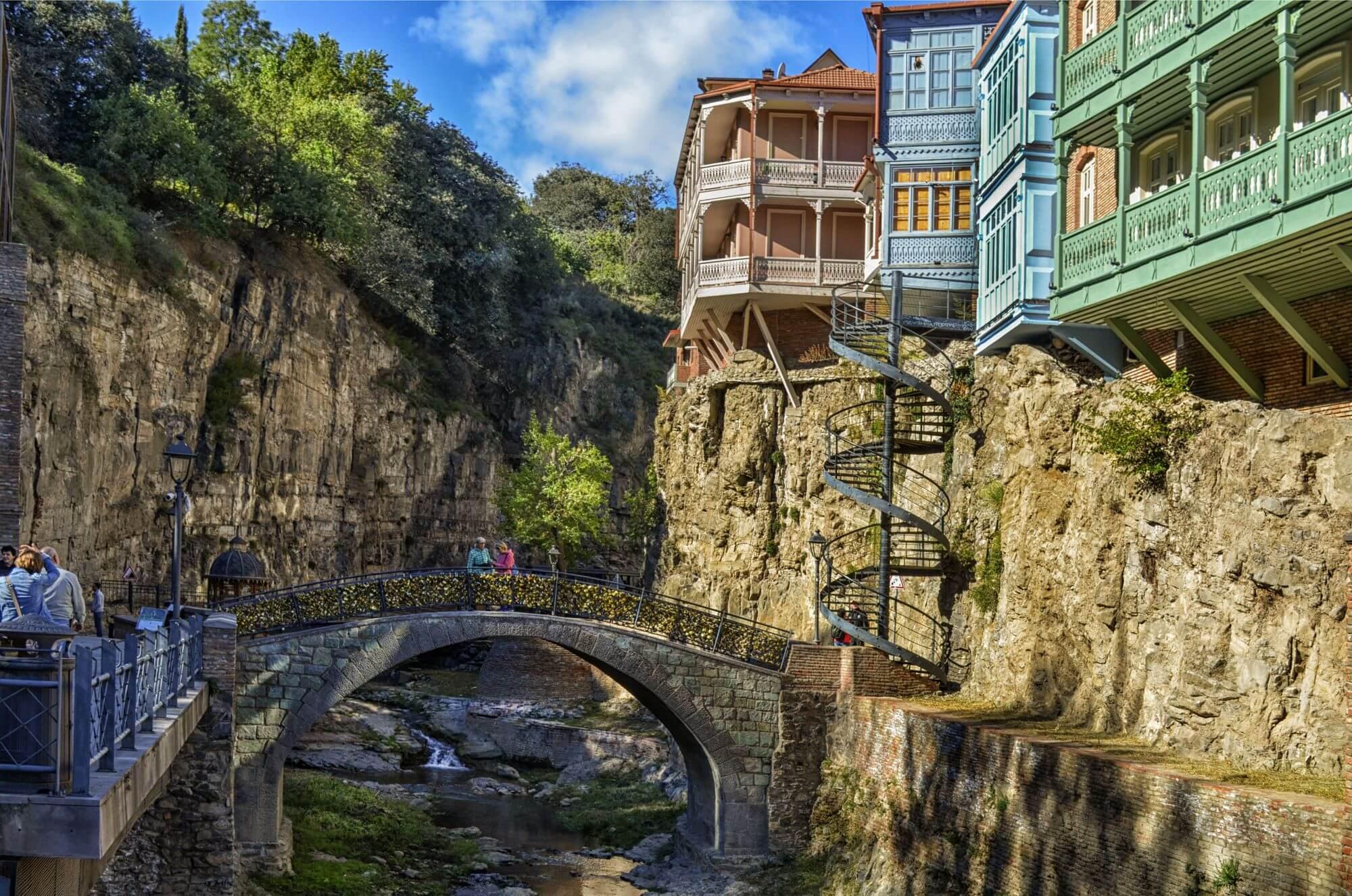 что посетить в тбилиси в первую очередь