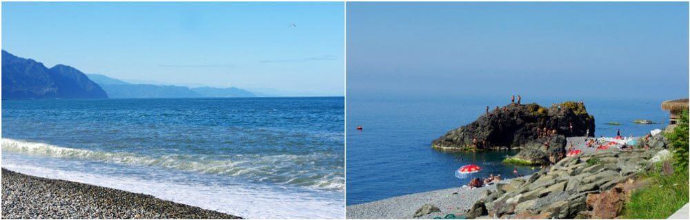 где можно отдохнуть в грузии на море недорого и безопасно