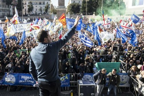 Lega (La Repubblica)