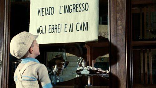 """Da """"La vita è bella"""" di Roberto Benigni (1997)"""