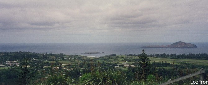 2001 Norfolk Island's Lazy Dayz – Day 7