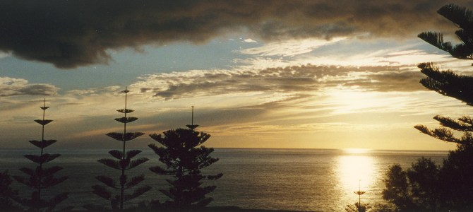 2001 Norfolk Island's Lazy Dayz – Day 6