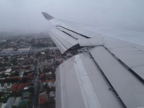 Over Sydney