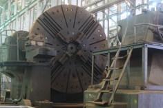 Turbine shop