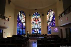 Seven Angels Window