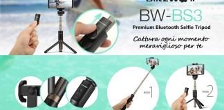 Gậy tự sướng bluetooth BW-BS3 của Blitzwolf