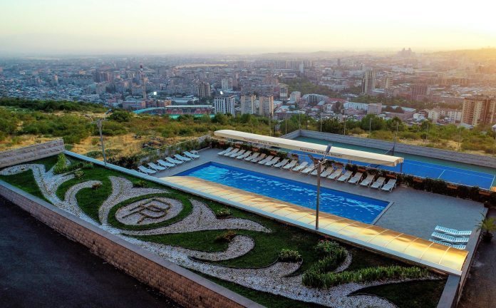 Panorama Resort Suites in Yerevan, Armenia