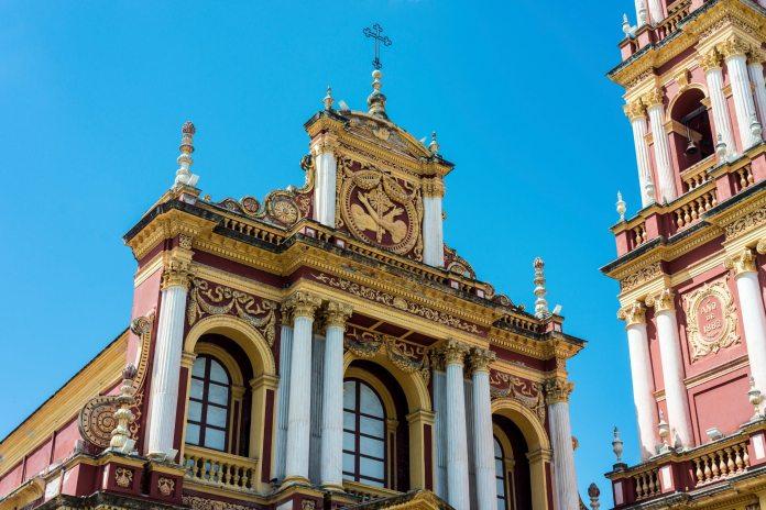 San Francisco Church and monastery in Salta