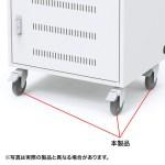 CAI-CAB101W用キャスター商品画像
