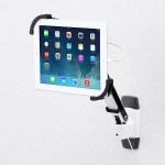 7~11インチ対応iPad・タブレット用アーム(壁面用・1本アーム)