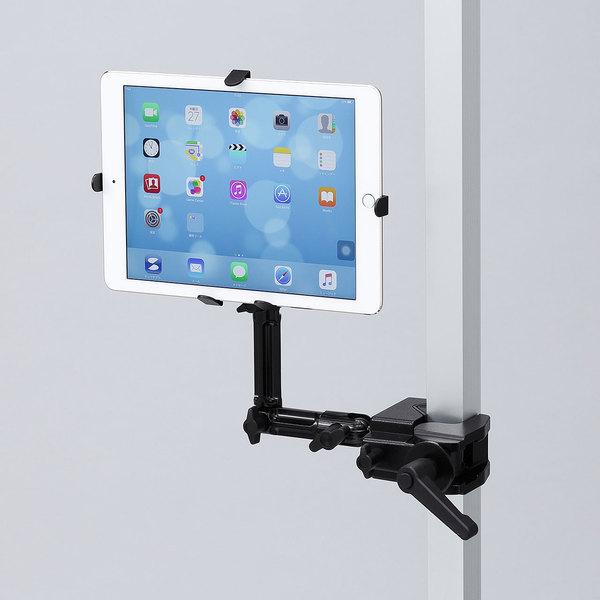 7~11インチ対応iPad・タブレット用支柱取付けアーム商品画像