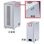 NAS・HDD・ネットワーク機器収納ボックス(H700mm)商品画像