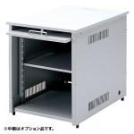 19インチマウント付デスク(11U・W600×D850mm)商品画像