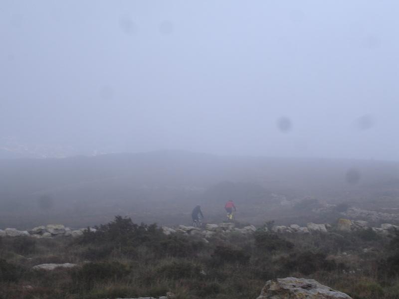 Eu e o leo no Nevoeiro / Me and leo at Fog