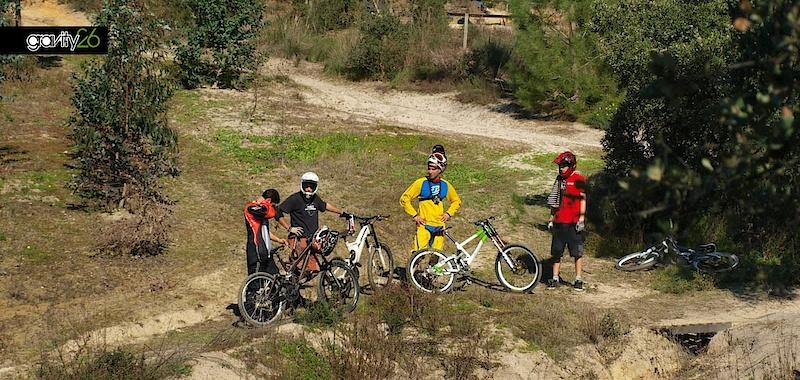 Pedro, Gonçalo, Daniel, Zé / photo by gravity26