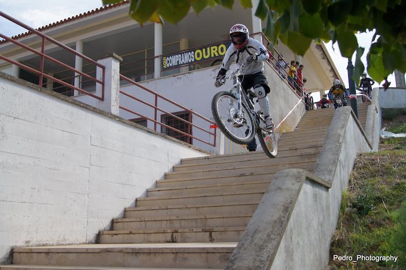 2º stair gap