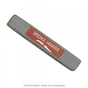 235 LPAFFUTAGES pierre à affûter aiguiser naturelle 10 cm spéciale Laguiole