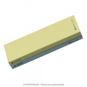 348700 lpaffutages pierre a aiguiser japonaise 2 faces grain 1000-6000