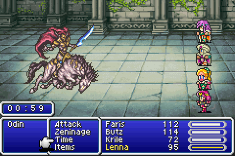 Final Fantasy V Advance Part 33 A Whole Lot Of Gimmick