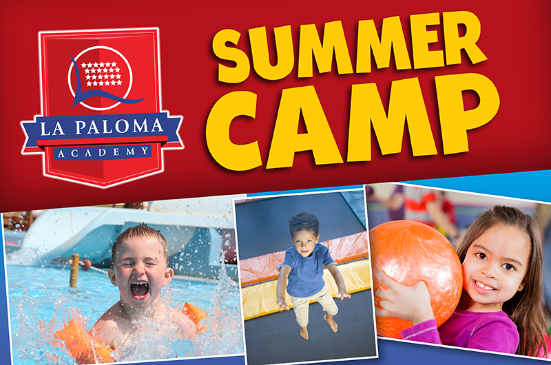 La Paloma Summer Camp Registration