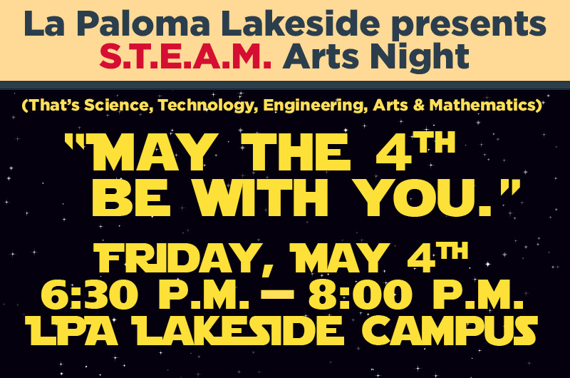 S.T.E.A.M. Night and Talent Show