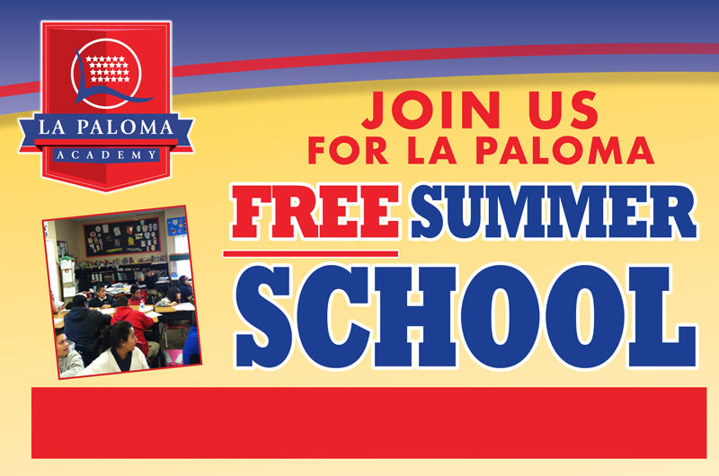 Enroll Now for Lakeside Summer School