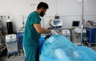 مقتل مسعف بقصف طيران العدوان أثناء تأديته لعمله