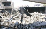 جراء سقوط قذائف أطلقتها قوات العدوان.. مقتل مواطنين وجرح أربعة بمنطقة عرادة بسوق الجمعة