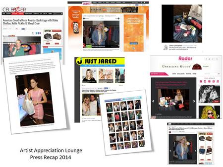 49th ACM AWARDS Artist Appreciation Lounge Press Recap