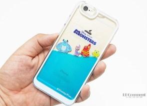 清涼一夏!Hamee迪士尼水上樂園iPhone 6水族箱保護殼
