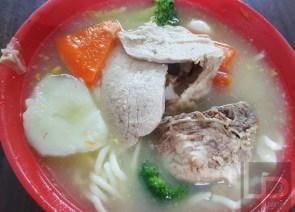 台北/中崙番茄麵:不造作的自然口感,忙碌都會中的清流美味