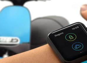 Gogoro將加入智慧解鎖功能:用手機或Apple Watch即可解鎖上鎖開車廂