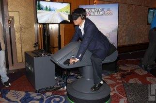 周永明領軍!Futuretown於TGS發表模組化VR體感平台5D Totalmotion @LPComment 科技生活雜談