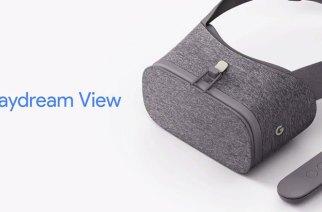 Google VR頭戴裝置Daydream View發表!只賣79美元還包含一支手持控制器