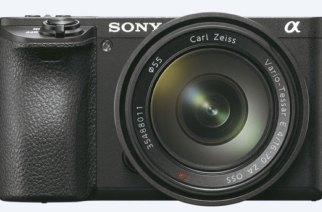 Sony E接環APS-C旗艦相機α6500正式在台開賣!售價41980元