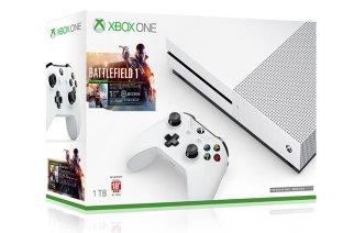 Xbox One S 1TB戰地風雲1同捆組開放預約、11/25開賣