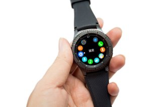 更美更強!Samsung Gear S3 Frontier智慧錶快速動手玩