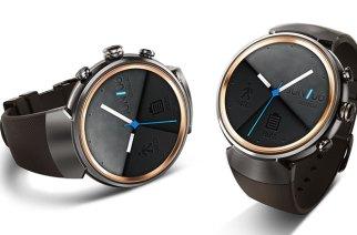 ASUS ZenWatch 3智慧錶12/1在台開賣,售價8000有找