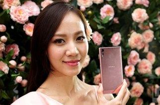 粉嫩新色登台!Sony Xperia XZ「山茶花粉」實機動眼看